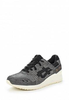 Кроссовки, ASICSTiger, цвет: серый. Артикул: AS009AWUMI02. Женская обувь / Кроссовки и кеды