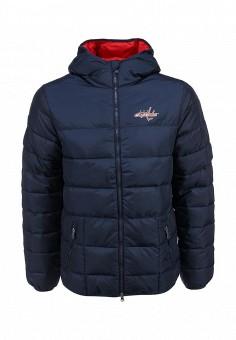 Куртка утепленная, Atributika & Club™, цвет: синий. Артикул: AT006EMGNQ62. Мужская одежда / Верхняя одежда / Пуховики и зимние куртки