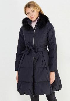 Пуховик, Baon, цвет: черный. Артикул: BA007EWWAR32. Женская одежда / Верхняя одежда / Пуховики и зимние куртки