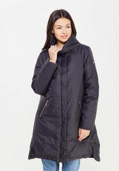 Пуховик, Baon, цвет: черный. Артикул: BA007EWWAR41. Женская одежда / Верхняя одежда / Пуховики и зимние куртки