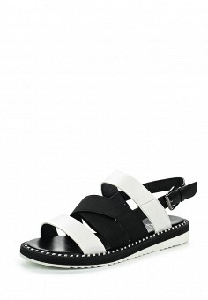 Сандалии, Betsy, цвет: черно-белый. Артикул: BE006AWQBU35. Женская обувь