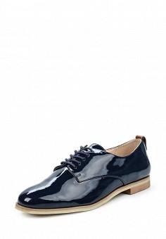 Ботинки, Betsy, цвет: синий. Артикул: BE006AWQBU42. Женская обувь