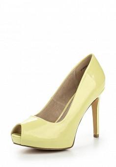 Туфли, Betsy, цвет: зеленый. Артикул: BE006AWQBU63. Женская обувь