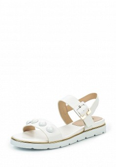 Сандалии, Betsy, цвет: белый. Артикул: BE006AWQBU71. Женская обувь