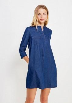 Джинсовое платье ламода