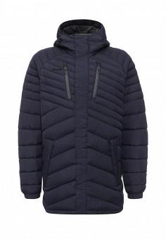 Пуховик, Bergans of Norway, цвет: синий. Артикул: BE071EMMJM60. Мужская одежда / Верхняя одежда / Пуховики и зимние куртки