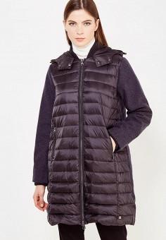 Пуховик, Bosideng, цвет: черный. Артикул: BO026EWVBC62. Женская одежда / Верхняя одежда / Пуховики и зимние куртки