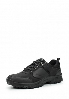 Ботинки трекинговые, Crosby, цвет: черный. Артикул: CR004AMUDS46. Мужская обувь / Ботинки и сапоги
