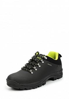 Ботинки трекинговые, Crosby, цвет: черный. Артикул: CR004AMUDS62. Мужская обувь / Ботинки и сапоги