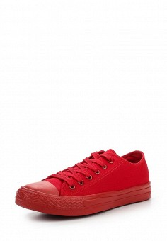 Кеды, Fashion & Bella, цвет: красный. Артикул: FA034AWPSH31. Женская обувь / Кроссовки и кеды
