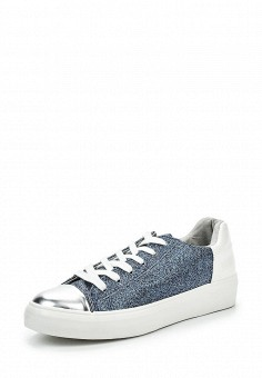 Кеды, Fashion & Bella, цвет: синий. Артикул: FA034AWSAE81. Женская обувь / Кроссовки и кеды