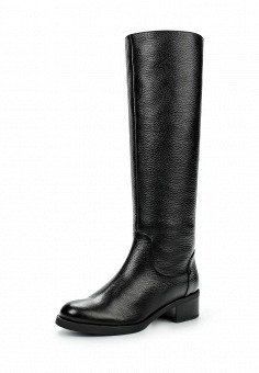 Сапоги, Giotto, цвет: черный. Артикул: GI514AWGZM88. Женская обувь / Сапоги