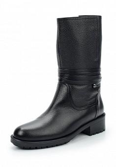 Полусапоги, Giotto, цвет: черный. Артикул: GI514AWWHA30. Женская обувь / Сапоги