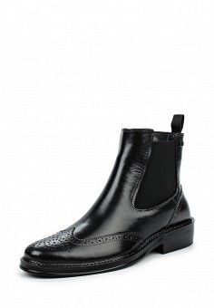 Полусапоги, Keddo, цвет: черный. Артикул: KE037AMQCG56. Мужская обувь / Ботинки и сапоги