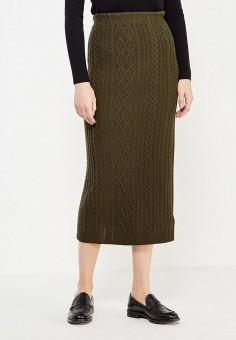 Прямые шерстяные юбки