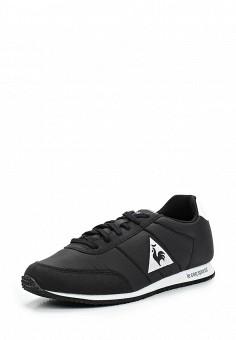 Кроссовки, Le Coq Sportif, цвет: черный. Артикул: LE004AUVWM51. Женская обувь / Кроссовки и кеды / Кроссовки