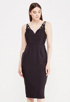 Платье в пол с одним руковом