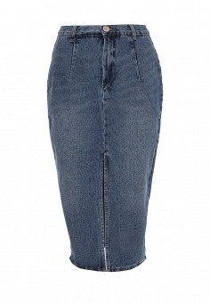 Купить джинсовую юбку ламода