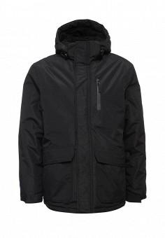 Куртка утепленная, Modis, цвет: черный. Артикул: MO044EMWRK10. Мужская одежда / Верхняя одежда / Пуховики и зимние куртки