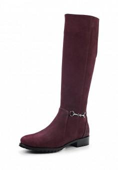 Сапоги, Allora, цвет: бордовый. Артикул: MP002XW1AXGR. Женская обувь / Сапоги