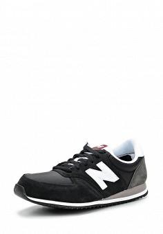 Кроссовки, New Balance, цвет: черный. Артикул: NE007AUDWX69. Женская обувь / Кроссовки и кеды / Кроссовки