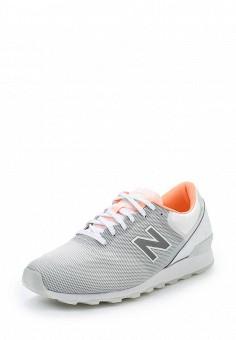 Кроссовки, New Balance, цвет: серый. Артикул: NE007AWPDK11. Женская обувь / Кроссовки и кеды / Кроссовки