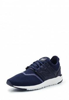 Кроссовки, New Balance, цвет: синий. Артикул: NE007AWUNX23. Женская обувь / Кроссовки и кеды / Кроссовки