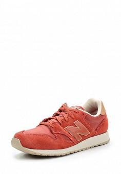 Кроссовки, New Balance, цвет: коралловый. Артикул: NE007AWUNZ27. Женская обувь / Кроссовки и кеды / Кроссовки