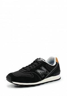 Кроссовки, New Balance, цвет: черный. Артикул: NE007AWUNZ31. Женская обувь / Кроссовки и кеды / Кроссовки
