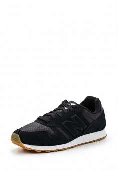 Кроссовки, New Balance, цвет: черный. Артикул: NE007AWUNZ46. Женская обувь / Кроссовки и кеды / Кроссовки