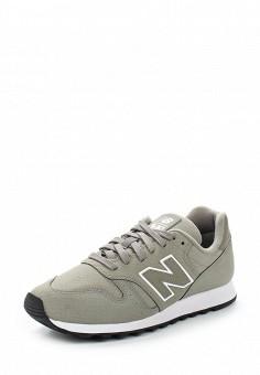 Кроссовки, New Balance, цвет: серый. Артикул: NE007AWUOA09. Женская обувь / Кроссовки и кеды / Кроссовки