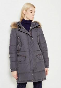 Пуховик, Parajumpers, цвет: серый. Артикул: PA997EWWHP28. Женская одежда / Верхняя одежда / Пуховики и зимние куртки