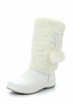 Унты, Pink Frost, цвет: белый. Артикул: PI023AWUZM37. Женская обувь / Сапоги