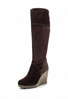 Сапоги, Спартак, цвет: коричневый. Артикул: SP025AWKPW00. Женская обувь / Сапоги