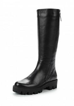 Сапоги, Sparkling, цвет: черный. Артикул: SP315AWWTH86. Женская обувь / Сапоги / Сапоги