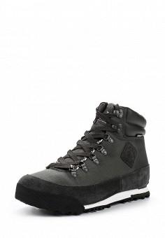 Ботинки трекинговые, The North Face, цвет: хаки. Артикул: TH016AMVYK47. Мужская обувь / Ботинки и сапоги