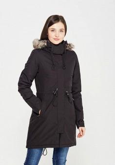 Парка, The North Face, цвет: черный. Артикул: TH016EWVYK35. Женская одежда / Верхняя одежда / Парки