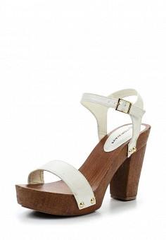 Босоножки, Topway, цвет: белый. Артикул: TO038AWTOB22. Женская обувь / Босоножки