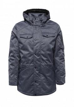Куртка утепленная, Top Secret, цвет: синий. Артикул: TO795EMXIY29. Мужская одежда / Верхняя одежда / Пуховики и зимние куртки
