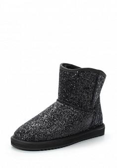 Полусапоги, Vitacci, цвет: черный. Артикул: VI060AWVGT08. Женская обувь / Сапоги