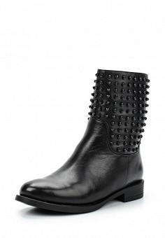 Полусапоги, Vitacci, цвет: черный. Артикул: VI060AWYNH29. Женская обувь / Сапоги