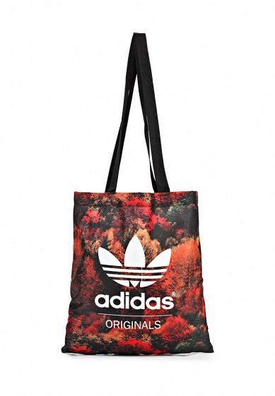 Купить кожаную сумку adidas