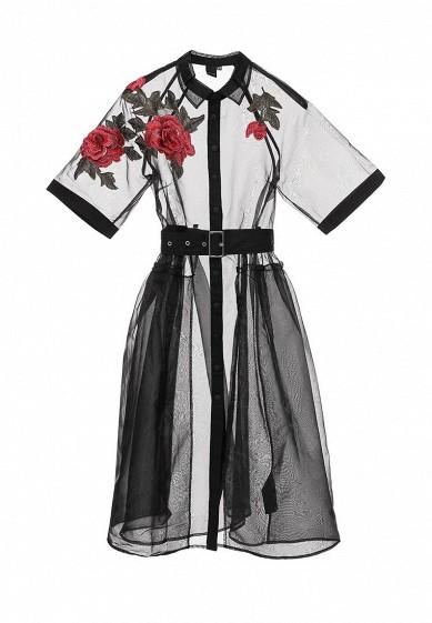 Lost ink белое платье