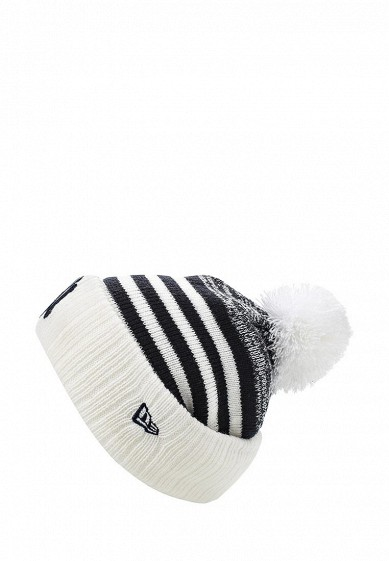 Шапка New Era SEASONAL STRIPE PATTERN CUFF