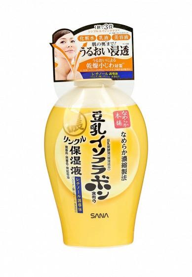 Молочко для тела Увлажняющее и подтягивающее молочко с ретинолом и изофлавонами сои, 230 мл
