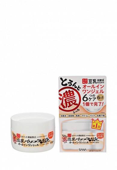 Крем для лица увлажняющий с изофлавонами сои 6 в 1, 100 гр
